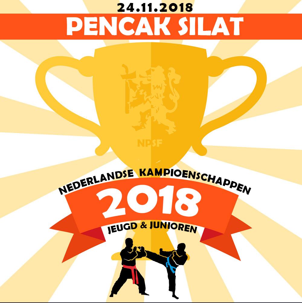 Resultaten Nederlandse Kampioenschappen 2018 Jeugd & Junioren